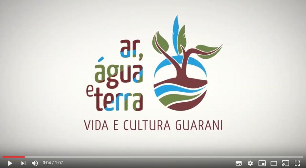 Assista o novo vídeo do IECAM sobre o Projeto Ar, Água e Terra