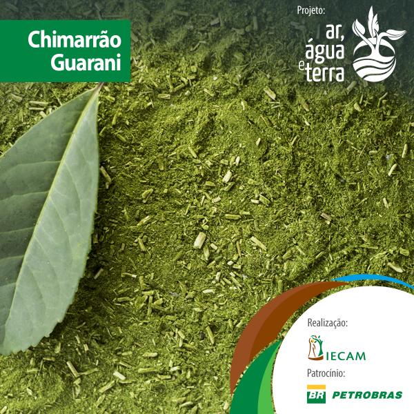 Chimarrão Guarani