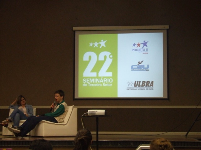IECAM participa de seminário sobre comunicação no terceiro setor