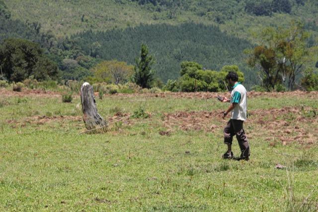 Projeto realiza mapeamento do uso da terra nas aldeias