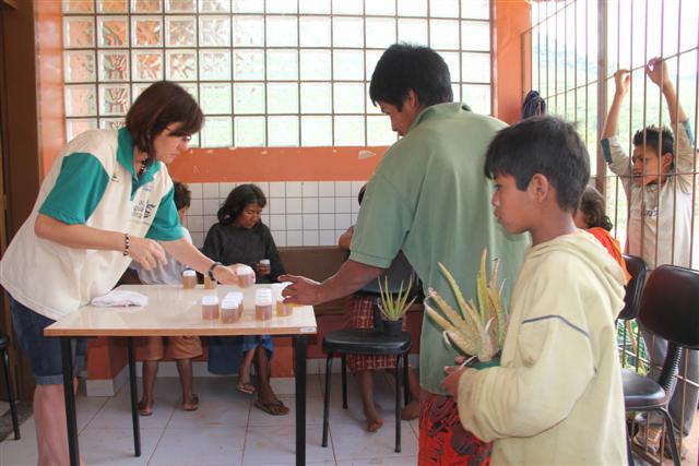 Projeto realiza oficina de produção de pomada
