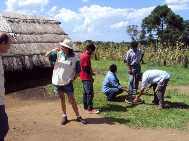 IECAM realiza intercâmbio entre as aldeias do projeto