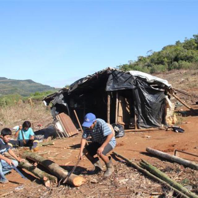 IECAM e Guarani realizam melhorias em aldeias