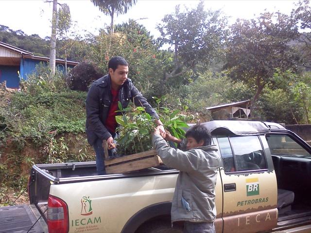 Projeto viabiliza visita a aldeias em Santa Catarina