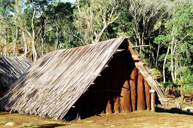 Etnoturismo em aldeias Guarani