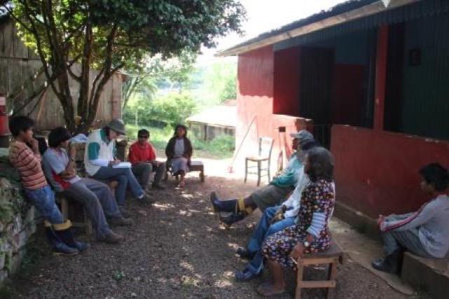 Relato aldeia Pintody - Riozinho