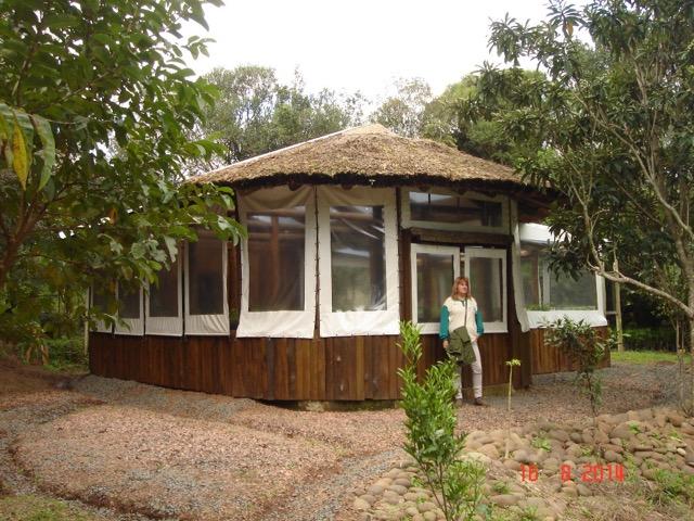 Ações de recuperação e Conservação Ambiental e Etnodesenvolvimento nas aldeias Guarani do RS
