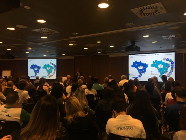 Workshop reúne 95 projetos do Programa  Petrobras Socioambiental