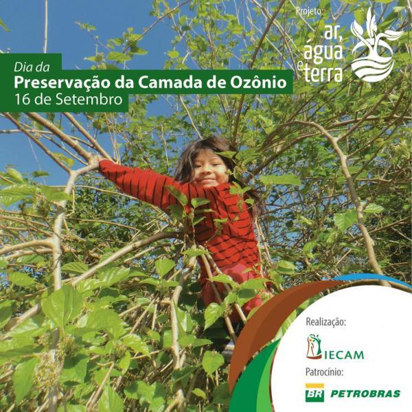 16 de Setembro: Dia Internacional de Preservação da Camada de Ozônio